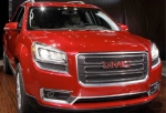 GMC ARCADIA концерна General Motors