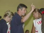 «Омичка» проиграла предпоследний матч регулярного чемпионата суперлиги