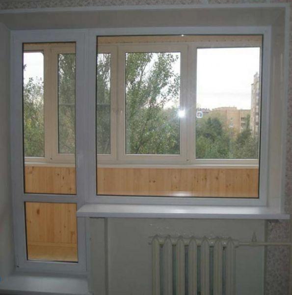 Установка окно пвх, дверей, жалюзи, остекление балконов омск.