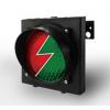 Cветофор trafficlight-LED 230В (зеленый+ красный)