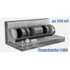ThermoBarrier Р-230. Вентиляционные установки внутристенного размещения с рекуперацией тепла для помещений до 60 м2