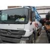 Автобетононасос ZOOMLION ZLJ5336THB 43X-5RZ на шасси Mercedes Actros, 2012 год