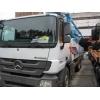 Бетононасос ZOOMLION 43X-5RZ на шасси Mercedes