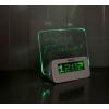 Будильник электронный HighStar с доской для записей+подсветка и маркер