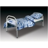 Трехъярусные металлические кровати для рабочих, кровати для общежитий, двухъярусные кровати для подсобок, вагончиков. Цены от пр