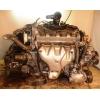 Двигатель Honda D16A в сборе с МКПП и навесным в сборе на HR-V.