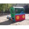 Горка детская. Детское игровое оборудование, спорт площадка, горки качели, карусели, песочницы из пластика.