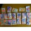 Старые проездные билеты 1999-2015 годы