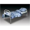 Кровати металлические оптом для рабочих общежитий, кровати для турбазы, кровати для санатория, отеля