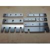 Изготовление ножей для дробилок,шредеров,пресс-ножниц.