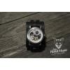 Мастерская Alex HandMade предоставляет услуги по изготовлению ремешков на часы.