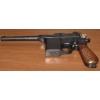Маузер К96 (Mauser C96) шумовая модель