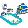 Увлекательная игра штаб квартира Robocar Poli