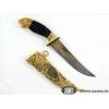 Охотничьи, туристические, тактические ножи из Златоуста