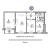 Продам трехкомнатную квартиру в Омске. ул.Кемеровская 2