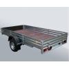 Прицеп для снегоходов и квадроциклов и других грузов МЗСА-817716