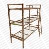 Трехъярусные металлические кровати для общежитий