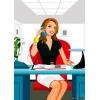 Секретарь телефонист