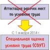 Специальная оценка условий труда  в  Омске, Тюмени и Новосибирске